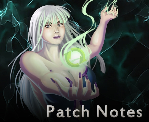 Patch Notes Test Server