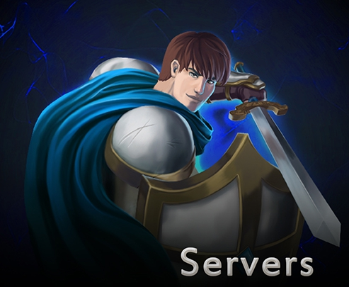 New European non-pvp server
