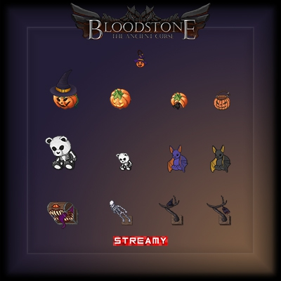 Bloodstone The Ancient Curse - Halloween event