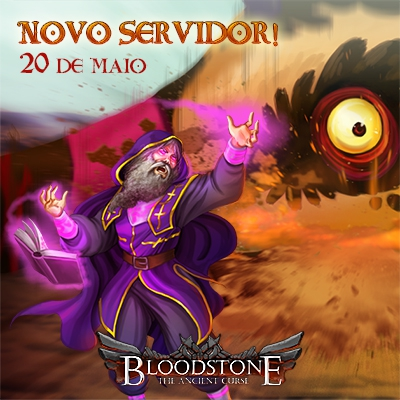 New Brazilian PvP Server!