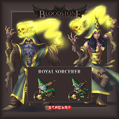 Royal Sorcerers Outfit